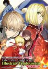 Fate / Extra: Last Encore: Illustrias Tendousetsu (DVD) Japanese Anime