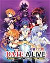 Date A Live (Season 1~3 + OVA + Movie) (DVD) Japanese Anime