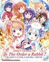 Is The Order a Rabbit? (Season 1~2 + Movie) (DVD) (2014~2017) Japanese Anime