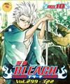 Bleach TV Series Box 10 Episode 299-322 (DVD) Japanese Anime
