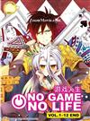 No Game No Life (DVD) Japanese Anime