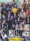 K: Return of Kings (DVD) Japanese Anime