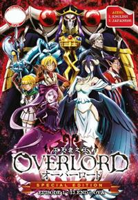 Overlord (DVD) Japanese Anime