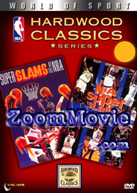 Hardwood Classics Series – Super Slam Of The NBA 1 & 2 (DVD) バスケットボール